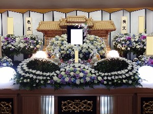 大和一般祭壇