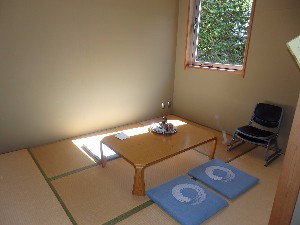 茅ヶ崎控室