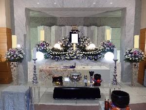 茅ヶ崎祭壇