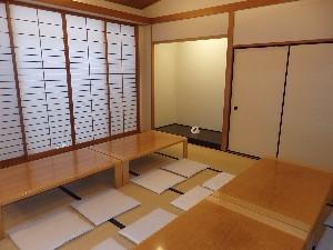 横浜北部遺族控室