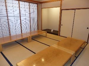 横浜北部親族控室