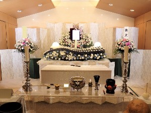 かわさき南部祭壇