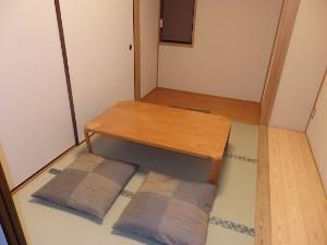横浜南部導師控室