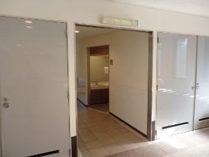 横浜市戸塚斎場トイレ