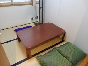 横浜市戸塚斎場導師控室