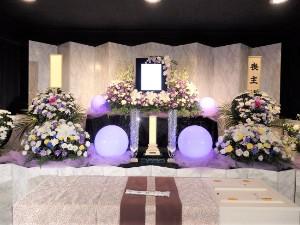横浜市戸塚斎場祭壇
