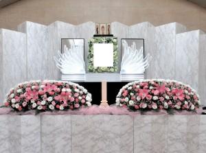 1日葬特別祭壇(新)
