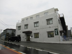 旭斎場外観