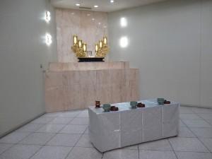 大和炉前祭壇